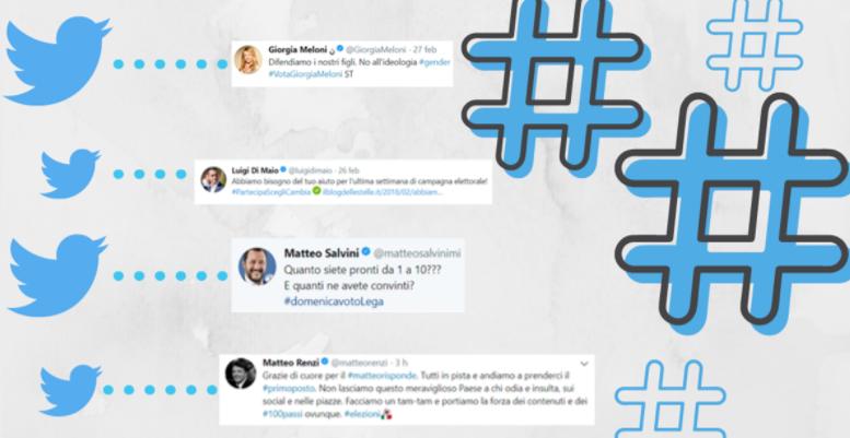 Elezioni 2018, Lega e Cinquestelle i più forti (e cattivi) su Twitter (come AfD e UKIP)