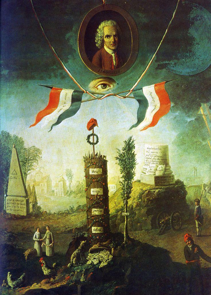 Rousseau e l'Essere Supremo